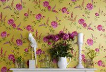 Interior - Pink & Yellow