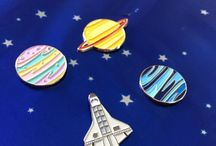 Patches & Pins / Cool pins & patches