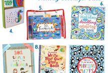 Children's Books + Read and Enjoy / by KidStyleFile