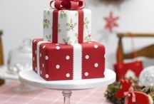 Torte decorate Natale