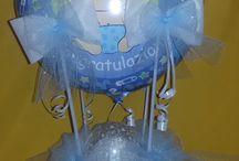 Nascita / Ballon Art per nuove nascite
