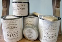 "**Amy Howard One Step Paint** / We Are Now Selling Amy Howard One Step Paint at The Cottage! Just in Time For All You Spring ""Spruce Up"" Projects."