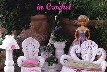 5 Crochet  Barbie (Jeanette)