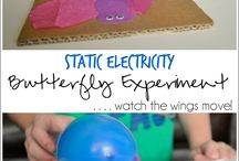 ECE / Stuff to teach my kids at home before they go to school