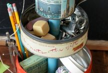 Repurposed / Ideas I'd like to try / by Red Shed Vintage