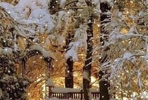 Christmas / Christmas and winter pictures. Ideas, Holiday ambience.