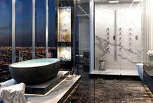 espanjan kylpyhuone