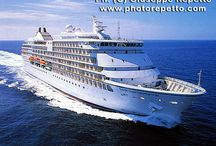 Cruise Ships / Some images of the best Cruise Ships