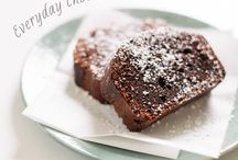 Bizcochos y Bundt Cakes