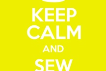 Crafty Keep Calm Posters / by KeepCalmAndPosters