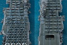 USS YORKTOWN CV-10  1/350
