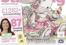 The World of cross stitching 232