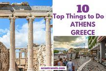 Greece Roadtrip