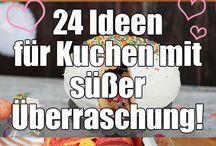 Backen - Kuchen / Torte