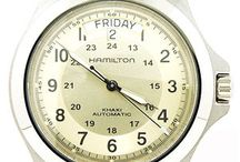 Hamilton Watches / Hamilton Watches have always been popular for making stylish and fashionable watches. They will never go out of fashion because of their quality, durability and affordability.