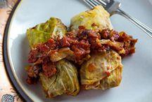 Vegetarian Starters / Lots of fabulous ideas for vegetarian starters