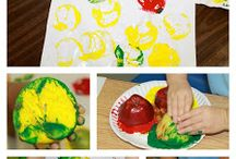 Fall in Preschool / by Stacy Wright