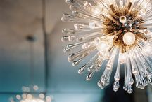 cool lighting / Bright and interesting luminaries
