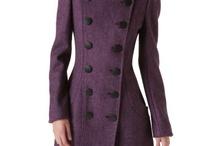 Fashion: Coats & Jackets / by Melissa Atwell