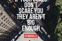 Gymaholic Motivation