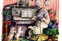 THE PERFECT   ILLUSTRATIONS / лучшие иллюстрации / Для вдохновения к работе детским иллюстратором