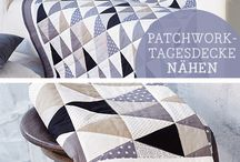 patchworkdecke