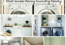 Laundry Rooms / by Curb Appeal Staging and Design