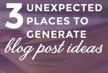 Blog + Content Creation