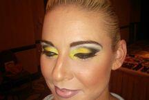 ballroom make-up