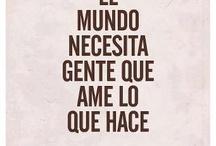 Frases / by Jimena Del Castillo