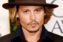 Johnny Depp / by Mortal Queen