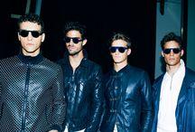 Giorgio Armani Spring / Summer 2015 Menswear / by ARMANI