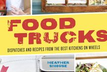 Food Trucks to follow / by Judy Rodrigues
