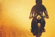 The art of motorbike