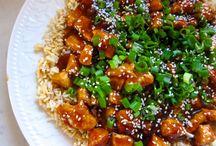 Favorite Recipes / by Kathy Brock Tegtmeyer