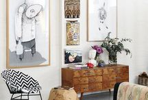 flax & linnen * xxx PAUL & MO / inrichten woonkamer nieuw huis