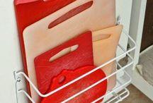 ОРГАНИЗАЦИЯ КУХНИ / О том, как организовать правильно все на кухне. КАкие зоны должны быть