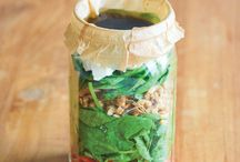 mason jar goodies