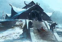 wiking / viking space wolf upsalla