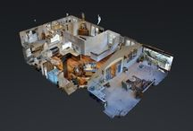 Matterport 3D Tours / Virtual 3D tours