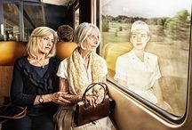 Aging depicted in ART