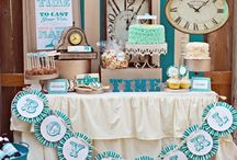 Baby Shower Decor / Find inspiration, themes, ideas and DIYs for your next baby shower on Project Nursery!