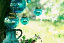 Emerald - A cor de 2013 / Inspirações para decorar ambientes com a cor Emerald e seus sobretons. O verde que se tornou a cor de 2013, segundo a seleção Pantone.