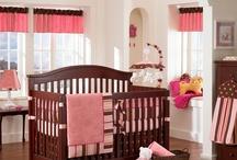 Nursery pink/brown