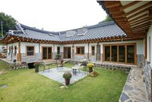 Hanok- tradition house
