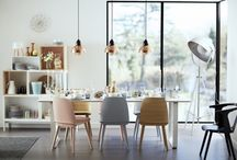 Lovely Styling of muuto products / Producten van muuto  / by Design District