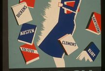 WPA Book-Related Posters