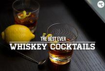 Cocktails et virgin cocktails !!