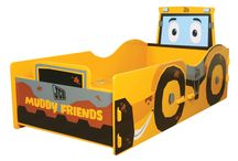 Kidsaw JCB Muddy Friends Range / A new range based on JCB Kids style guide of 2016 / 2017.