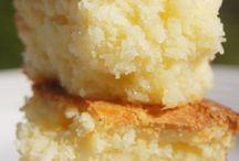 Desserts noix de coco